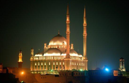 Zitadelle Saladin in Kairo bei einem Ausflug von Ausflüge Hurghada