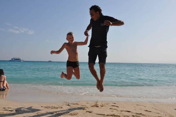 Ausflüge in Hurghada - Ausflug zur Giftun Insel
