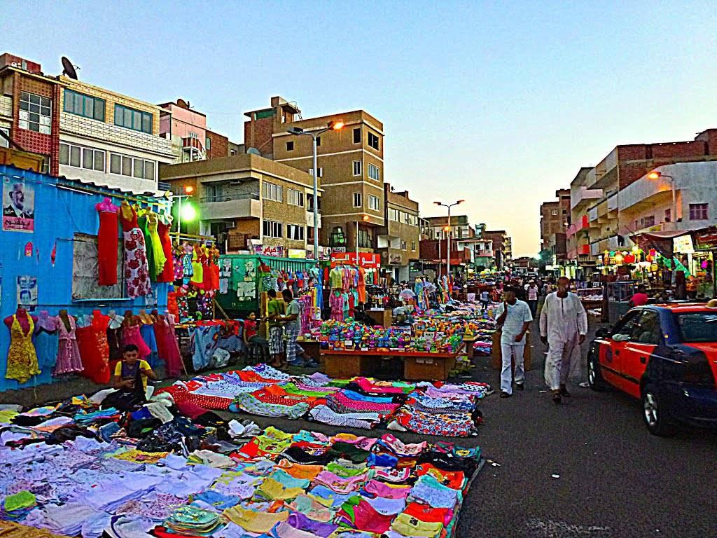 Ägyptischer Bazar Ausflüge in Hurghada Altstadt Dahar