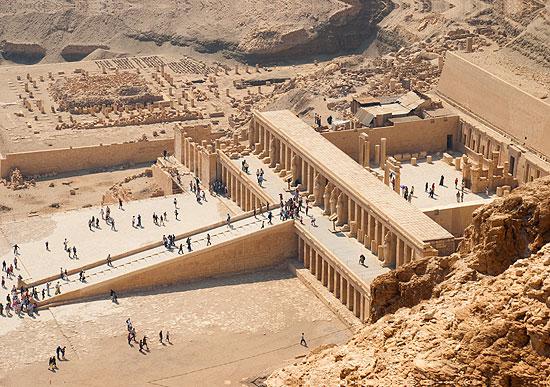 Hatschepsut Telmpel in Luxor