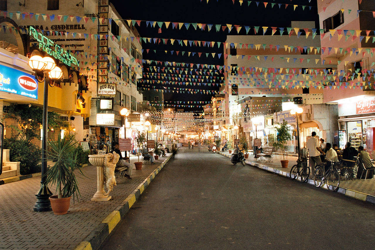 Altstadt Hurghada - City Tour mit Ausflüge Hurghada