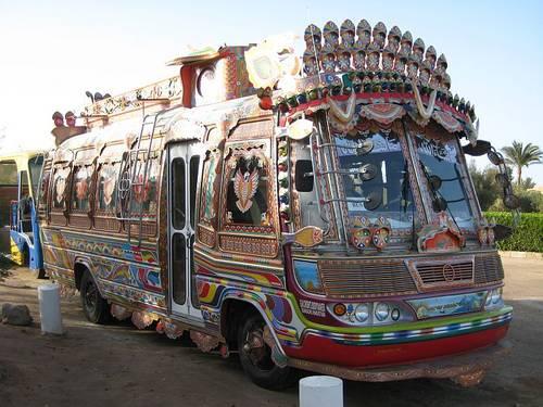 Shopping Bus in El Gouna