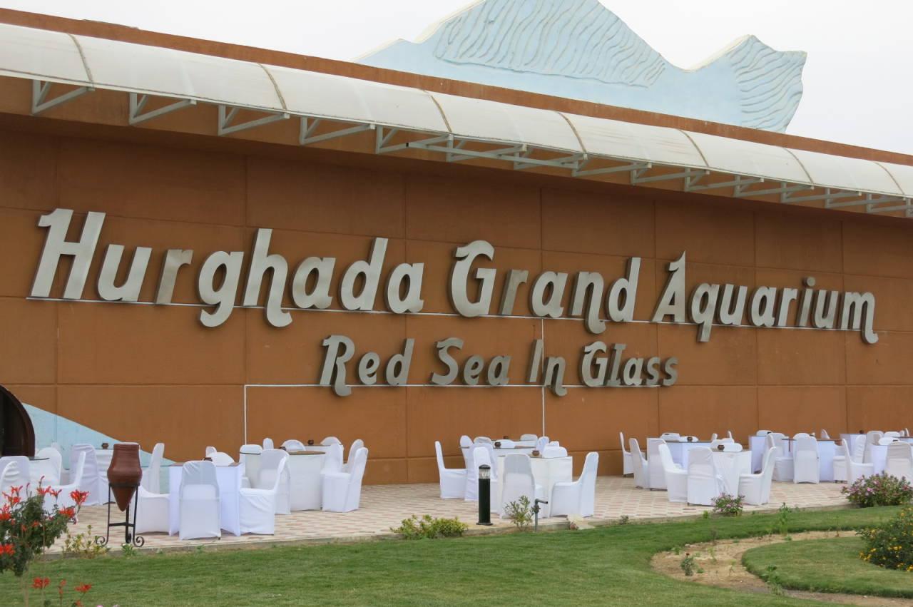 Grand Aquarium in Hurghada