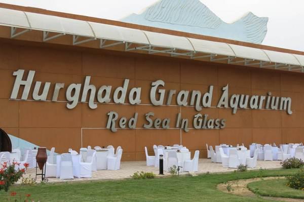 Ausflüge in Hurghada Grand Aquarium
