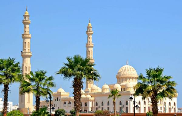 Hurghada El Mina Moschee mit Ausflüge in Hurghada
