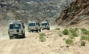 Jeepsafari Hurghada