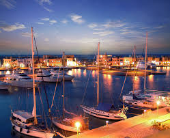 Neue Marina in Hurghada