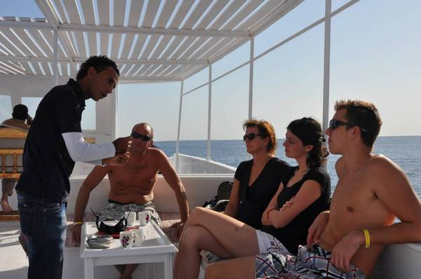 Privater Bootsausflug mit Hurghada Ausflüge