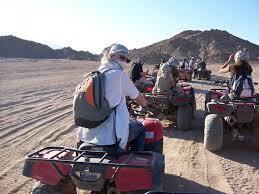 Ausflüge in Hurghada Safari