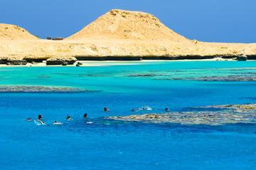 Tagesausflug zur Giftun Insel mit Ausflüge Hurghada