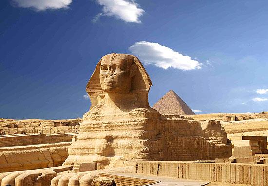 Sphinx in Ägypten