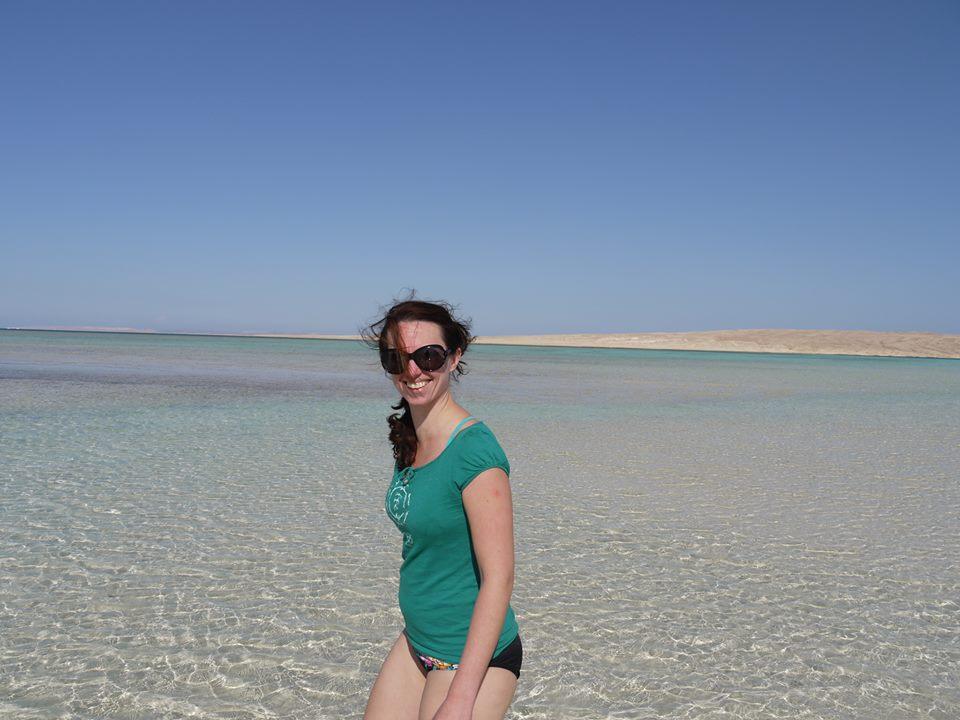 Strandspaziergang auf der Giftun Insel
