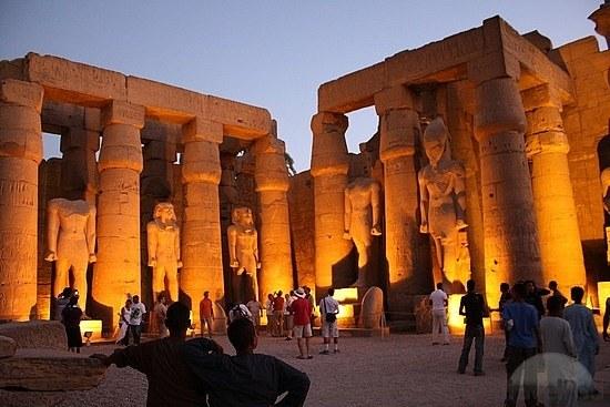 Tal der Könige in Luxor - Tagesausflug von Ausflüge Hurghada
