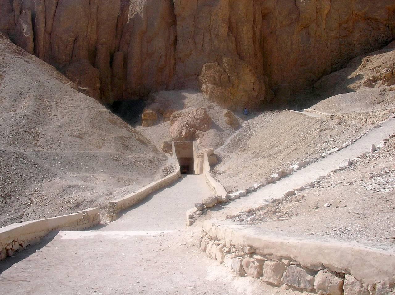 Tal der Koenige in Luxor