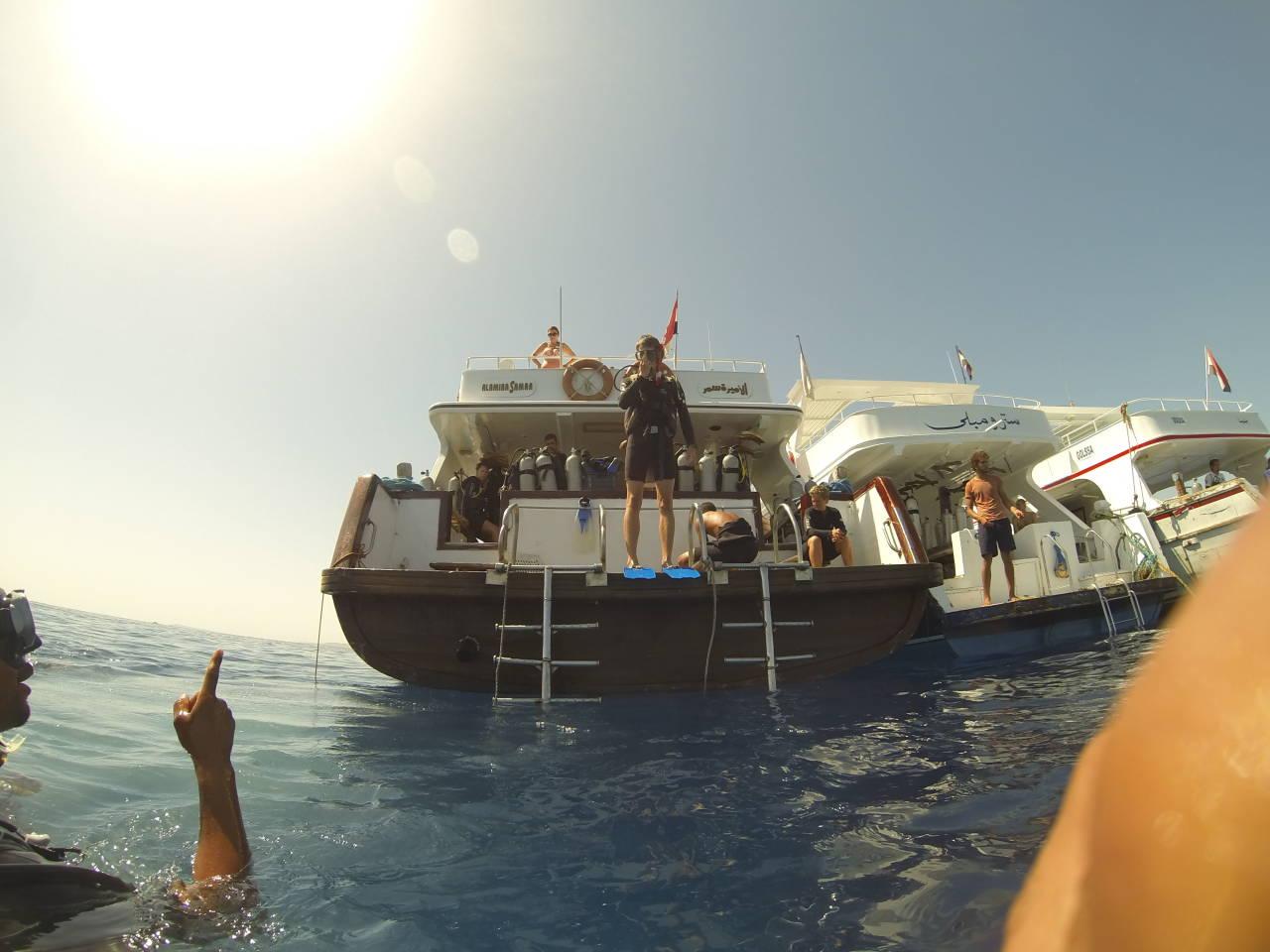 Open Water Tauchkurs in Hurghada