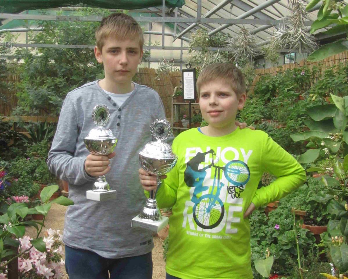 Gelnhäuser Sieger beim Hessenschach der Jugend in Bad Homburg