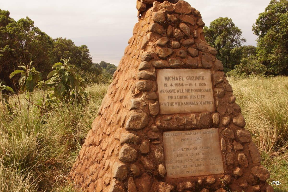 Grzimek-Denkmal