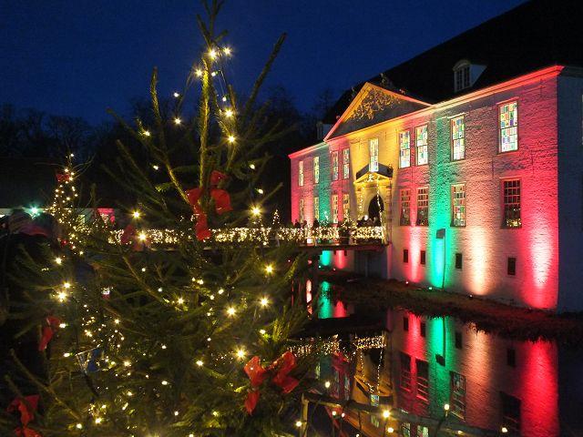 Wie Lange Hat Der Weihnachtsmarkt Auf.Weihnachtsmarkt Auf Schloss Dornum