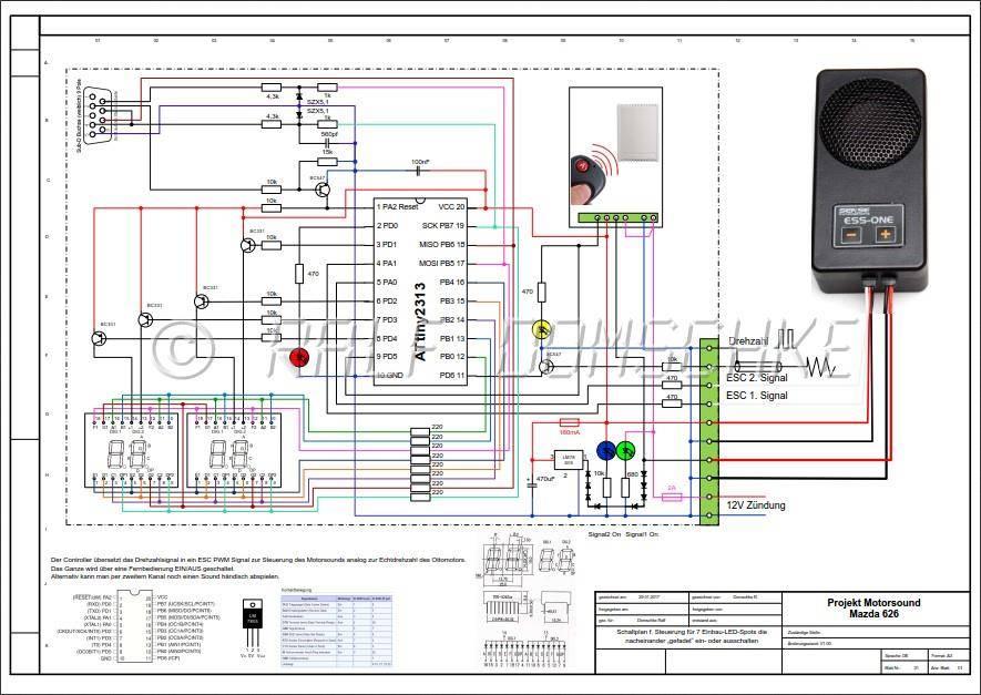 Tolle Mazda B2200 Zündung Schaltplan Ideen - Die Besten Elektrischen ...