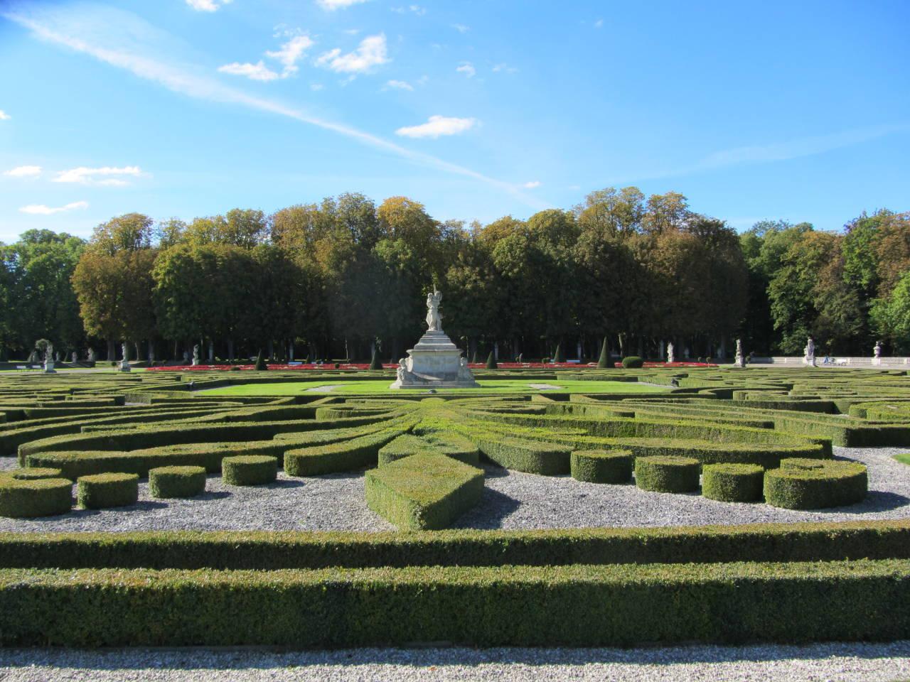 Venusinsel Schlosspark Nordkirchen