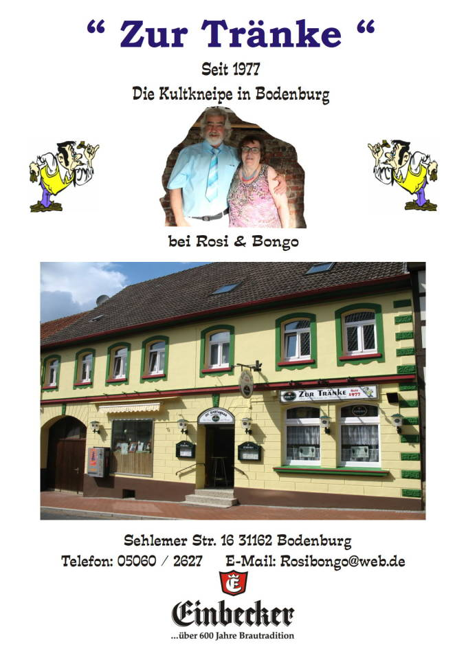 Zur Tränke Bodenburg