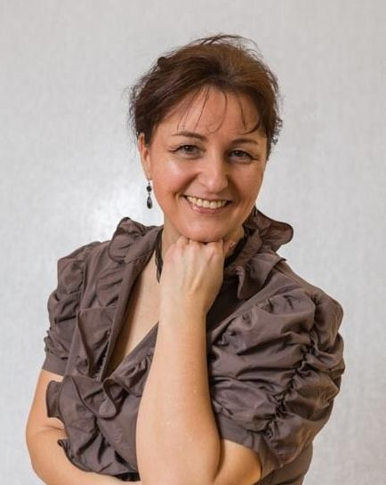 Elke Engleder Porträtfoto