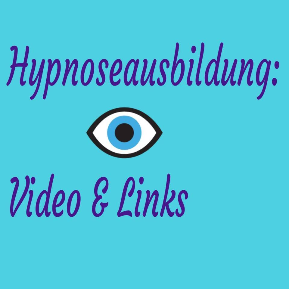 Video: Ausbildung in Hypnosetherapie