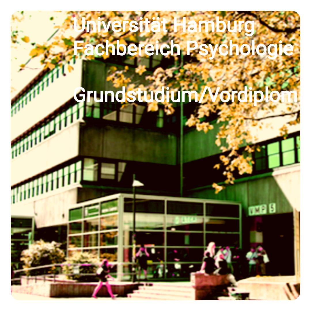 Universität Hamburg Fachbereich Psychologie