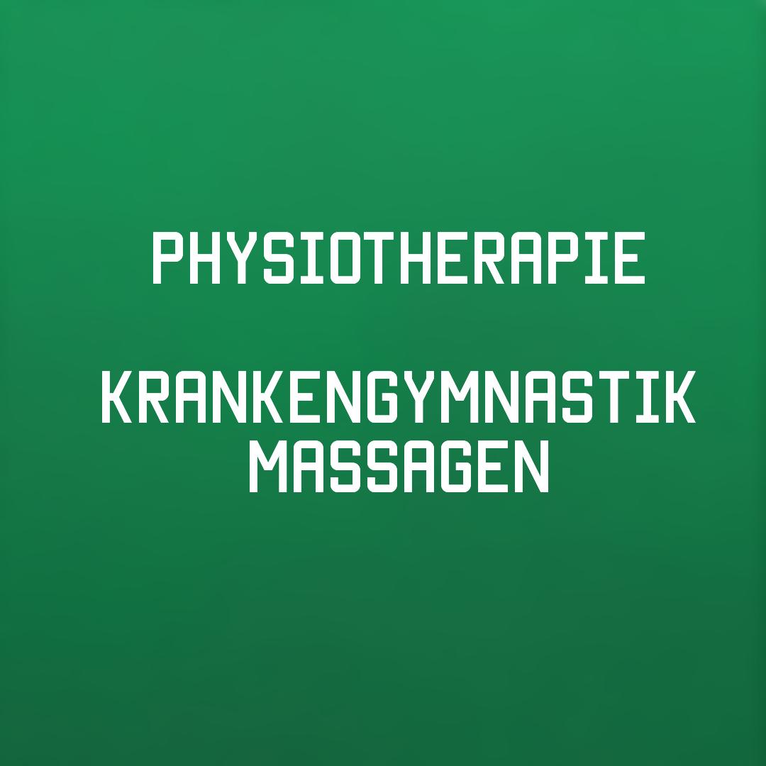 Ratgeber: Physiotherapie, Krankengymnastik, Massage