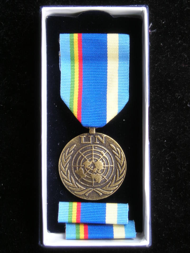 MINUSMA MALI UNITED NATIONS MEDAILLE MEDAL