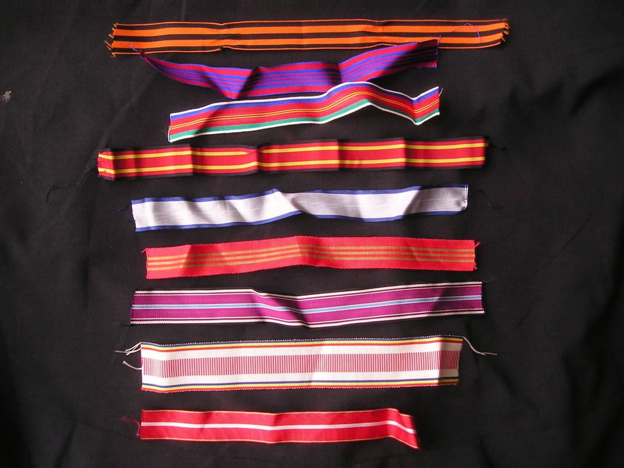 order ribbons