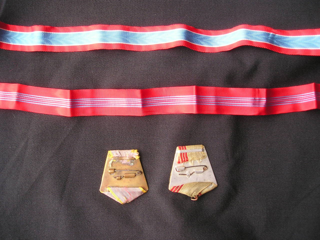 USSR ribbons