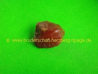 brauner Chalcedon - Karneol-Sarder - Foto der Bruderschft Herzberg