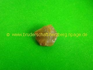 Bänderfeuerstein - Foto der Bruderschaft Herzberg