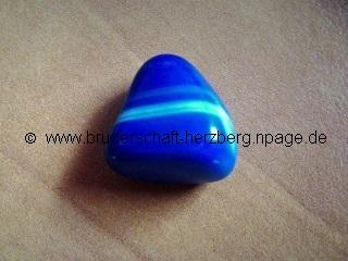 Achat-Blau - Foto der Bruderschaft Herzberg