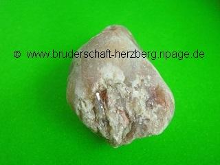 Eisenkiesel - Hämatitquarz - Glimmer - Foto der Bruderschaft Herzberg