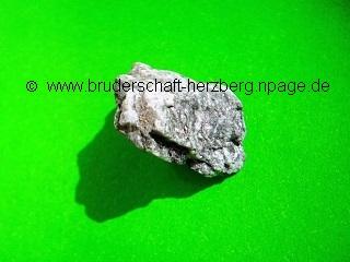 Glimmer-Schiefer - Foto der Bruderschaft Herzberg