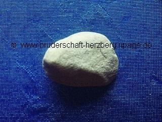 Kalkstein - Foto der Bruderschaft Herzberg