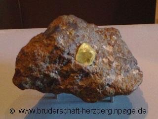 Kohlenstoff - Diamant - Foto von der Bruderschaft Herzberg