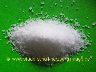 Meer-Salz - Foto der Bruderschaft Herzberg