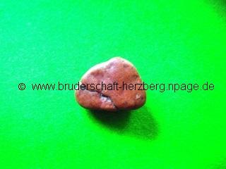 Rhyolith - Jaspis - Foto der Bruderschaft Herzberg