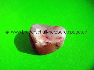 Nephrit - Foto der Bruderschaft Herzberg