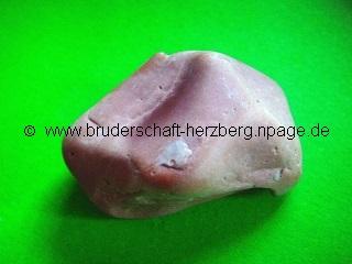 Sandstein-rot - Foto der Bruderschaft Herzberg