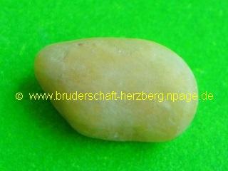 Jaspis-gelb - Foto der Bruderschaft Herzberg