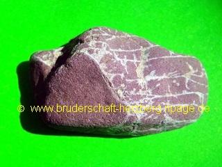 Kalkstein - Bruch - Foto der Bruderschaft Herzberg