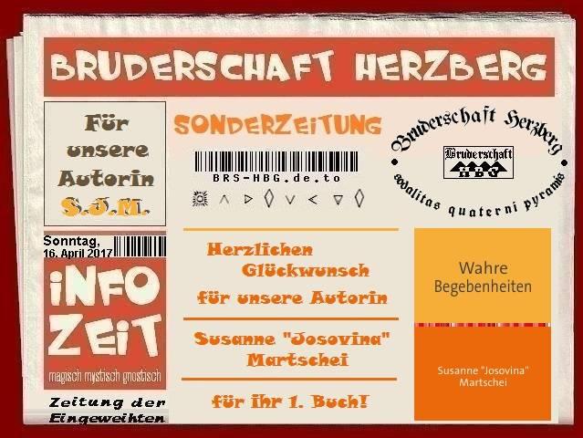 Sonderzeitung der Bruderschaft Herzberg