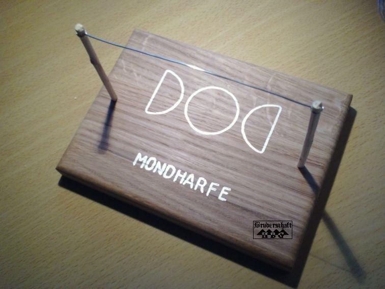 Mondharfe by Bruderschaft Herzberg