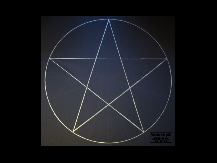 Pentagramm by Bruderschaft Herzberg