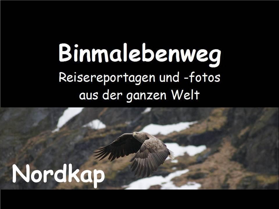 Aus der Binmalebenweg-Familie by Peter Belina: Nordkap