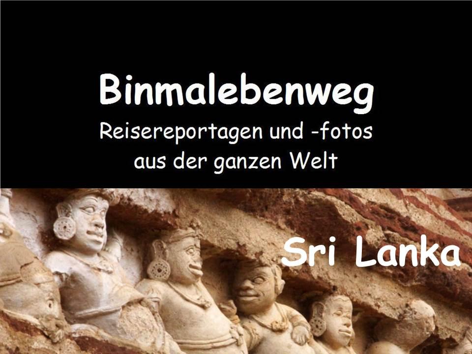 Aus der Binmalebenweg-Familie by Peter Belina: Sri Lanka